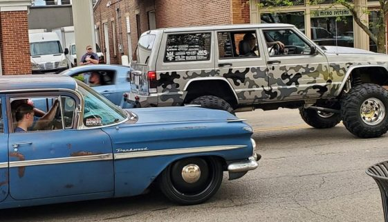 Why shop Pickaway County or my Mayberry