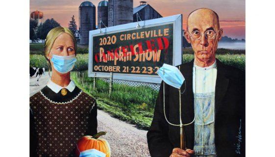Hindsight is 2020 Pumpkin Show ArtsAround