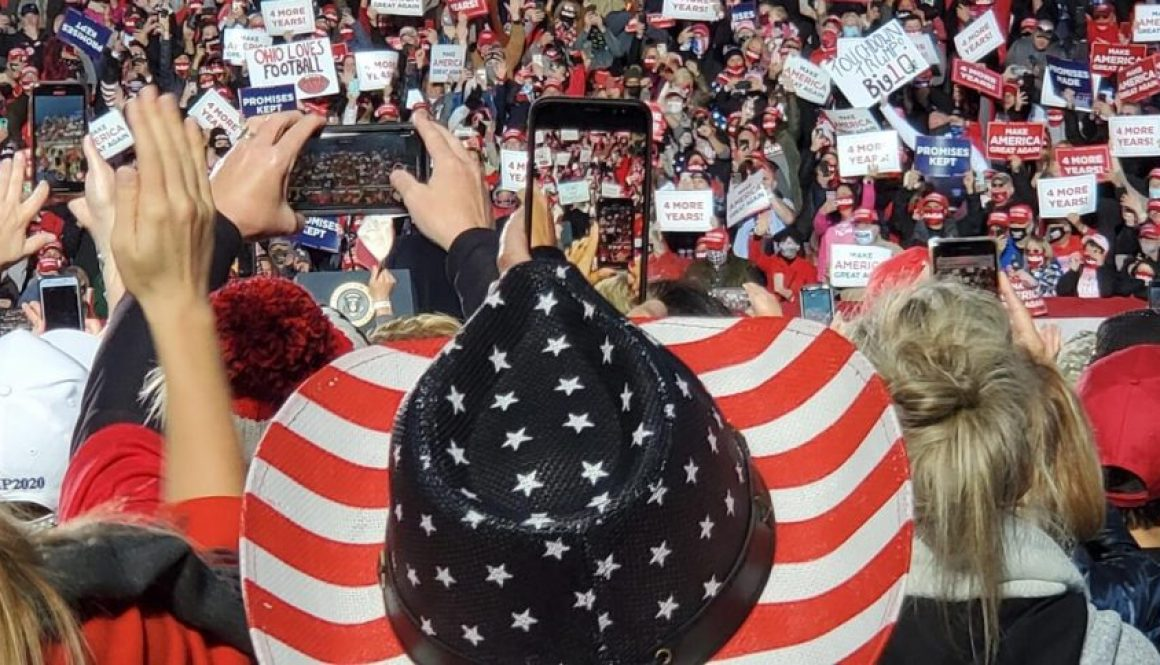 Trump fans respond to MAGA rally in Circleville, Ohio
