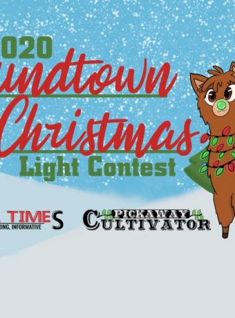 Roundtown Christmas Light Contest - 2020
