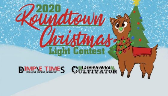 Roundtown Christmas Light Contest - 2020
