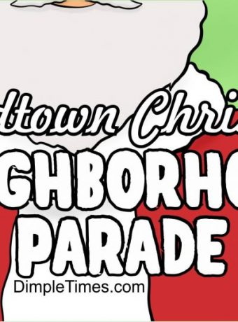 Roundtown Christmas NEIGHBORHOOD Parade