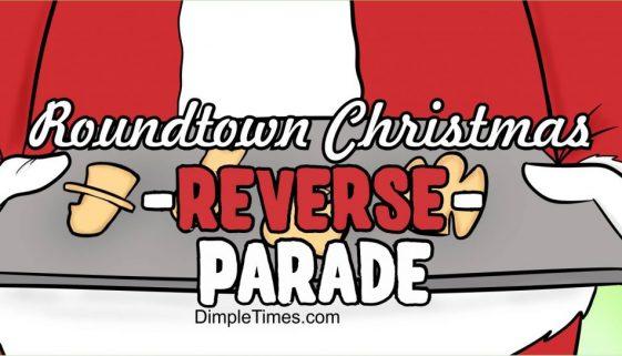 Roundtown Christmas REVERSE Parade