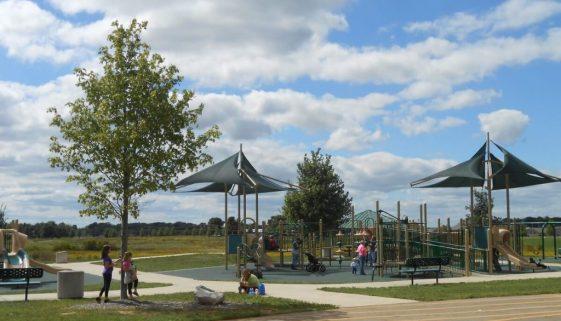Mary Virginia Crites Park Pickaway County