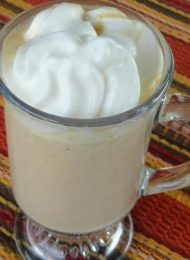 Bailey's Pumpkin White Chocolate