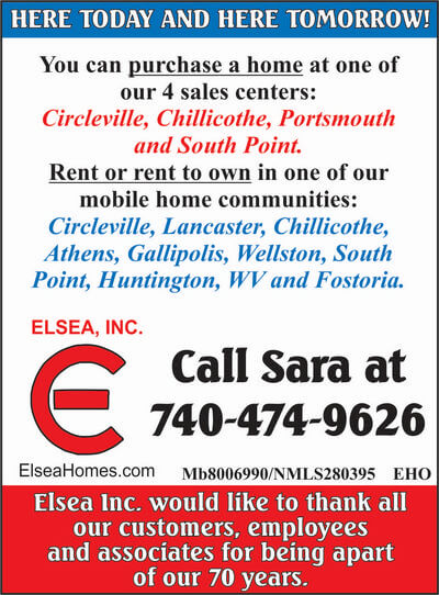 Elsea Homes Sales Centers