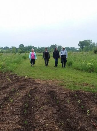 New trails and wildflowers highlight Metzger Preserve