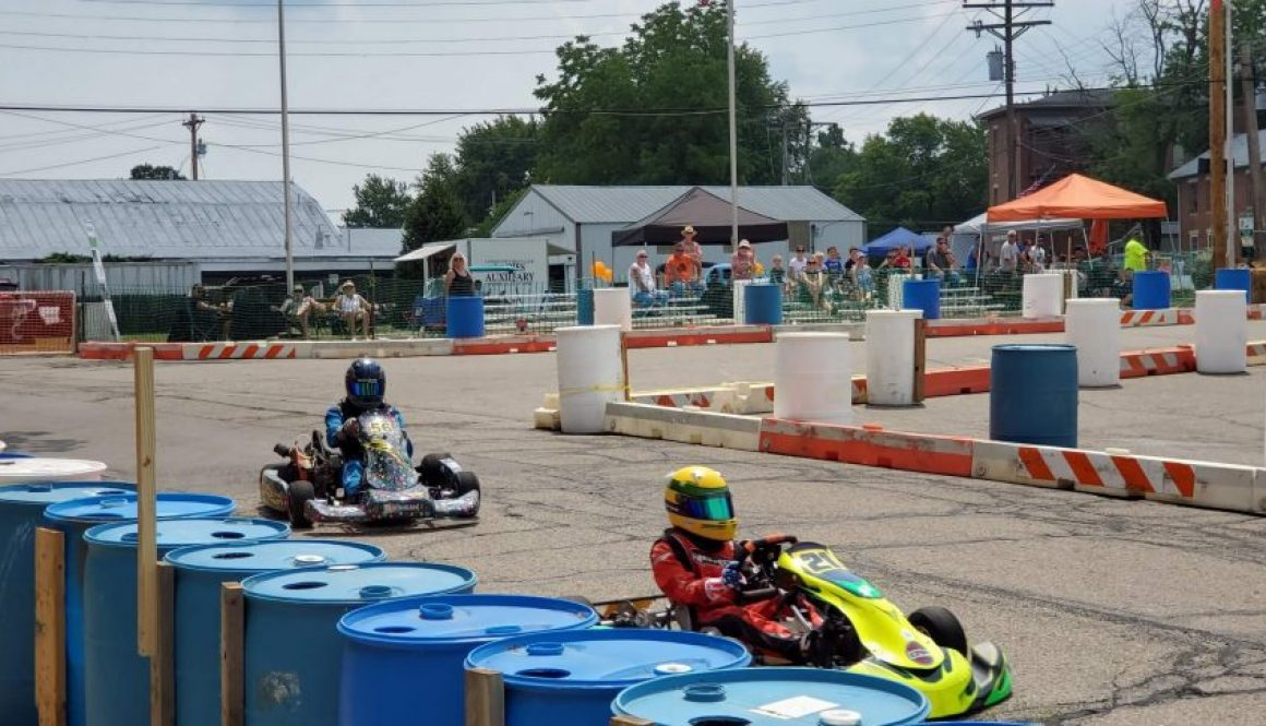 Commercial Point Street Kart Racing 2