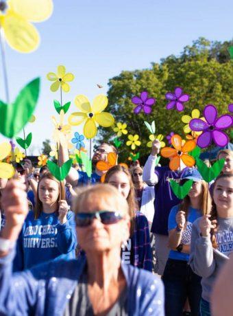 Circleville's Walk To End Alzheimer's
