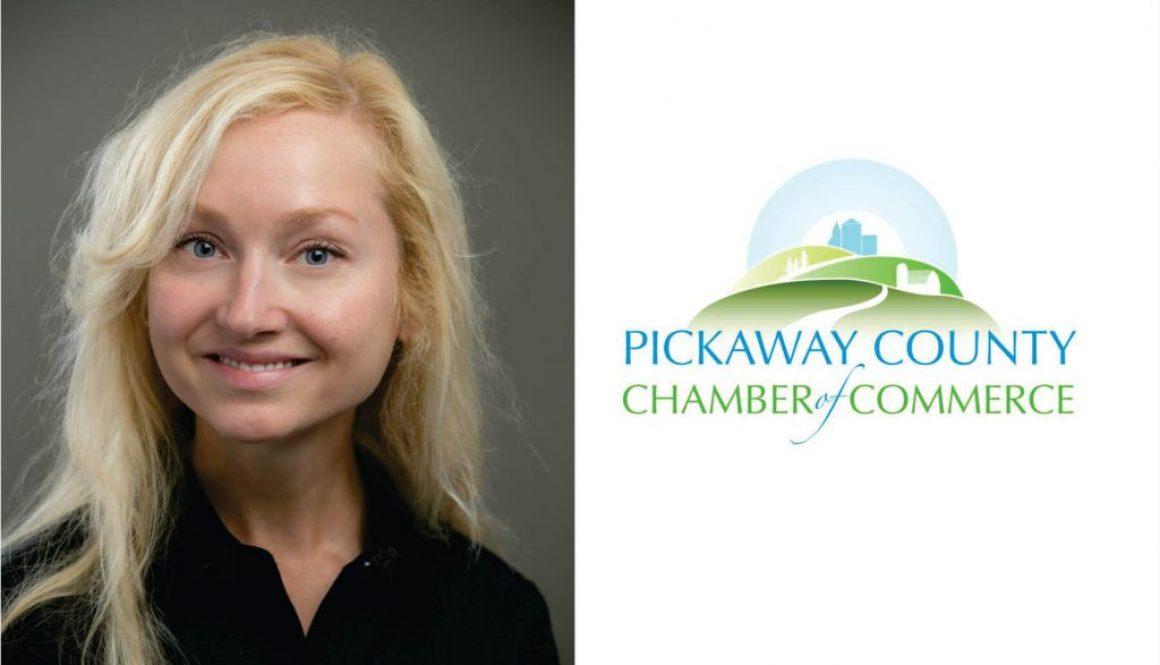 Pickaway Chamber new director Ivory Harlow 2021